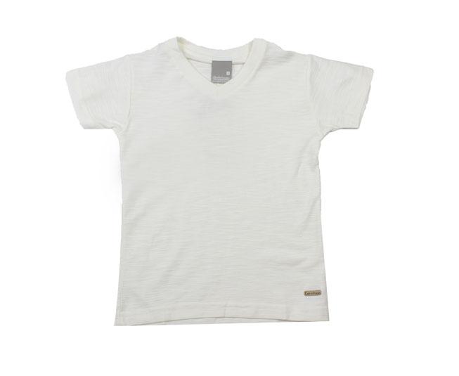 Camiseta Creme Carinhoso