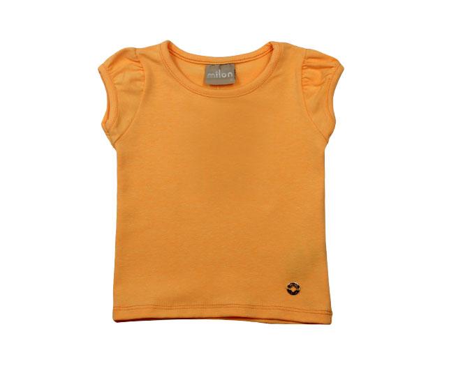 Camiseta Laranja Florescente Milon