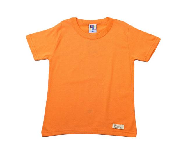 """Camiseta Laranja """"PB boys 80"""" Pulla Bulla"""