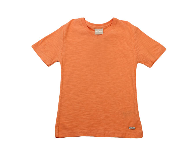 Camiseta Laranja Milon