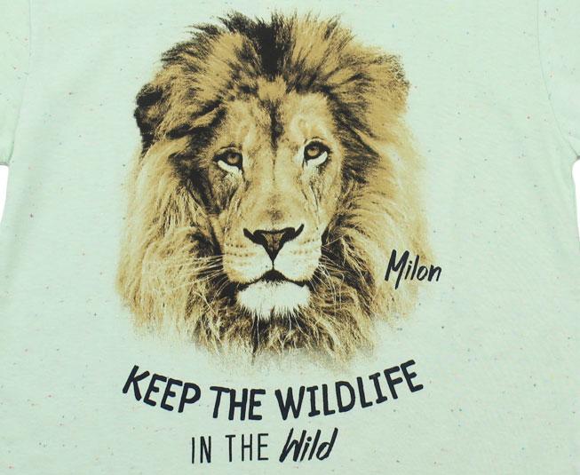 Camiseta Lion Milon