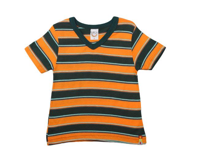 Camiseta Listrada Boca Grande