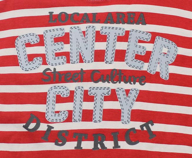 "Camiseta Manga Longa Listrada ""Street Culture"" Brandili"