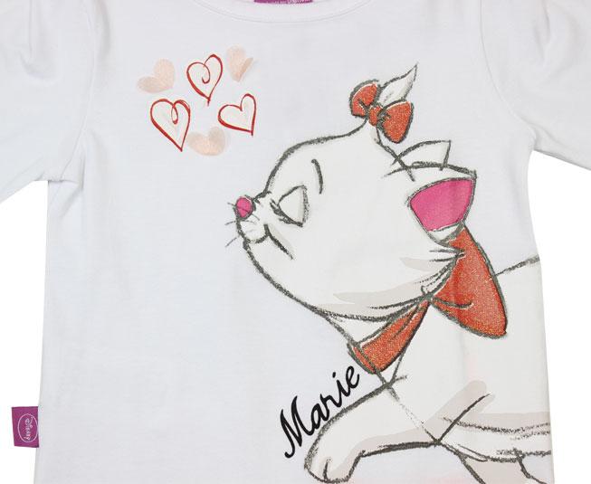 Camiseta Manga Longa Marie Brandili