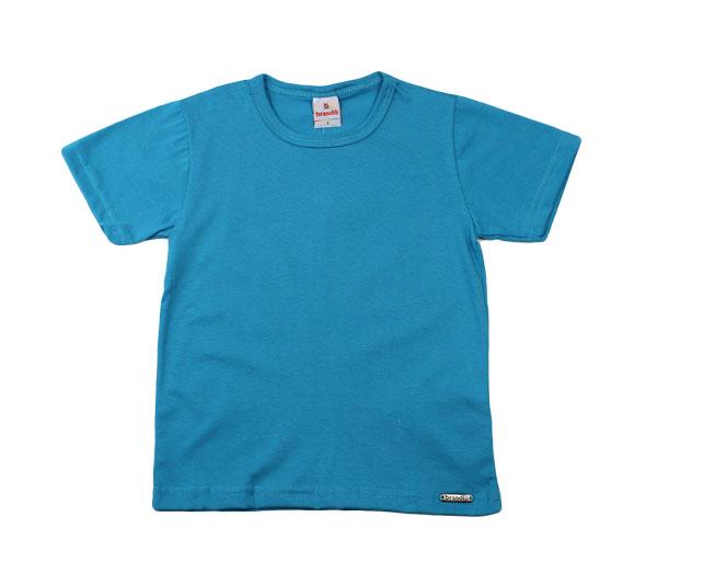 Camiseta Azul Masculina Brandili
