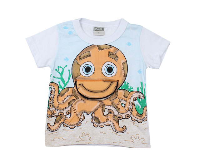 Camiseta Masculina Polvo Kamylus