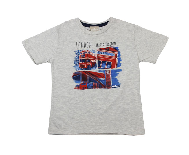 Camiseta Milon London