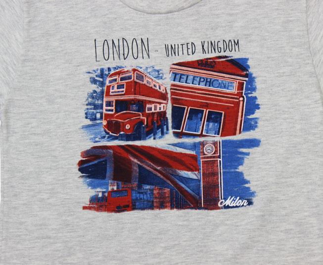 Camiseta Milon London