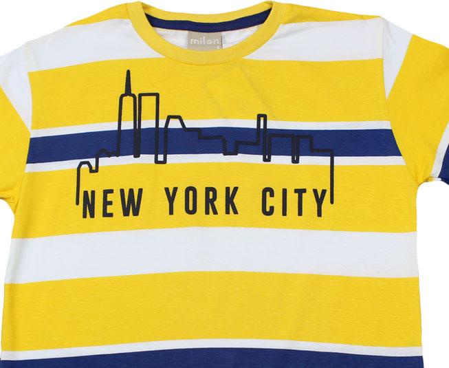 Camiseta Milon New York City