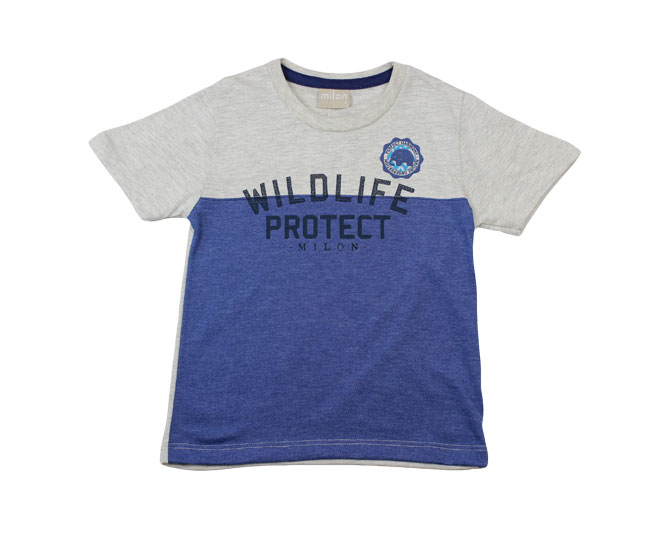 Camiseta Milon Wildlife