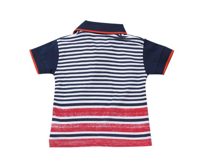 Camiseta Polo Listrada Kaiani