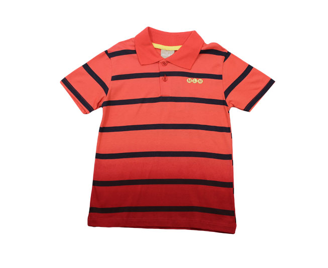 Camiseta Polo Listrada Milon
