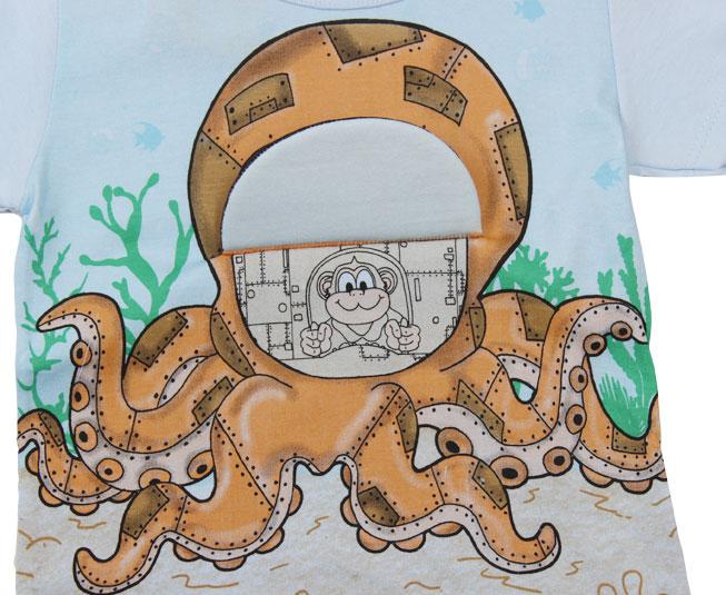 Camiseta Polvo Interativa Kamylus