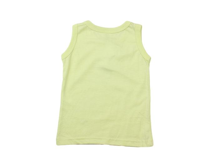 Camiseta Masculina Regata Amarela Pulla Bulla