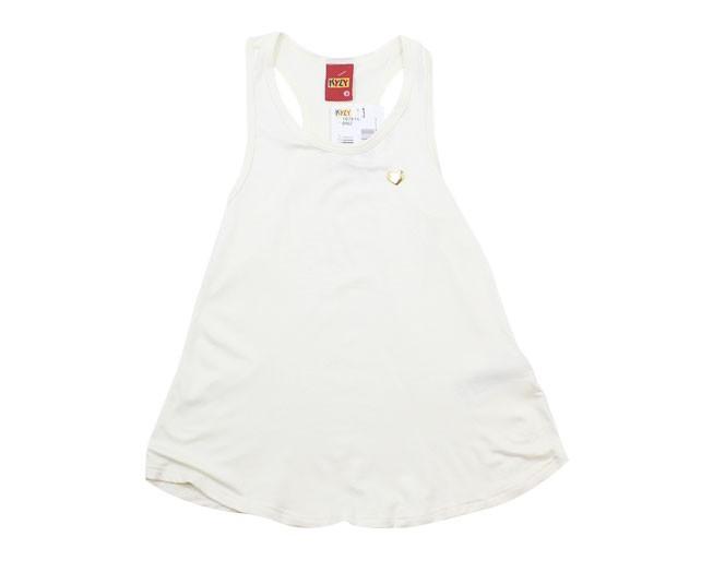 5e8bf9fdc9 ... Camiseta Regata Bege Básica Kyly - Criança e Bebê ...