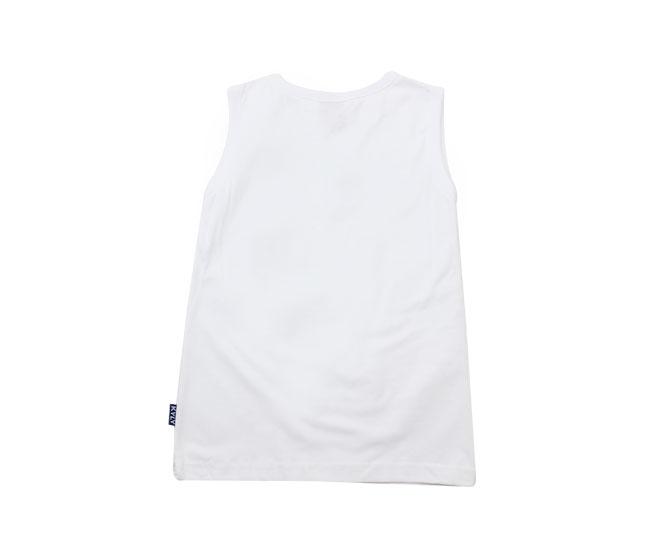 Camiseta Regata Branca Kyly