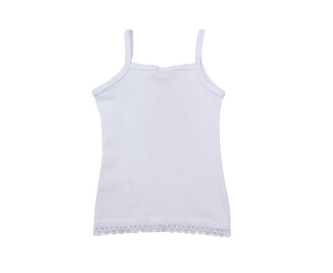 Camiseta Regata Branca Malwee