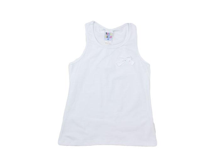Camiseta Regata com Lacinho Pulla Bulla