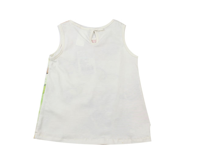 Camiseta Regata Gatinho Feliz Pulla Bulla