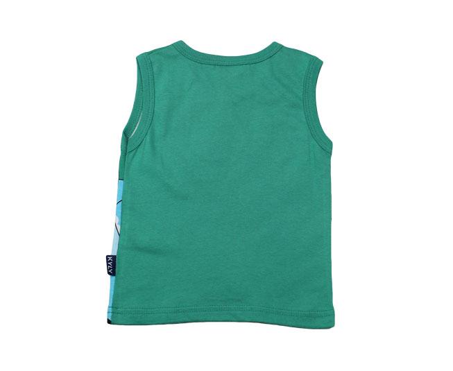 Camiseta Masculina Regata Rinoceronte Kyly