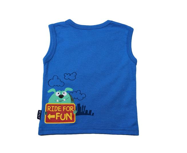 """Camiseta Regata """"Monster"""" Kyly"""