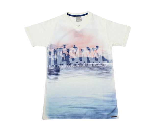 Camiseta The Sunset Carinhoso