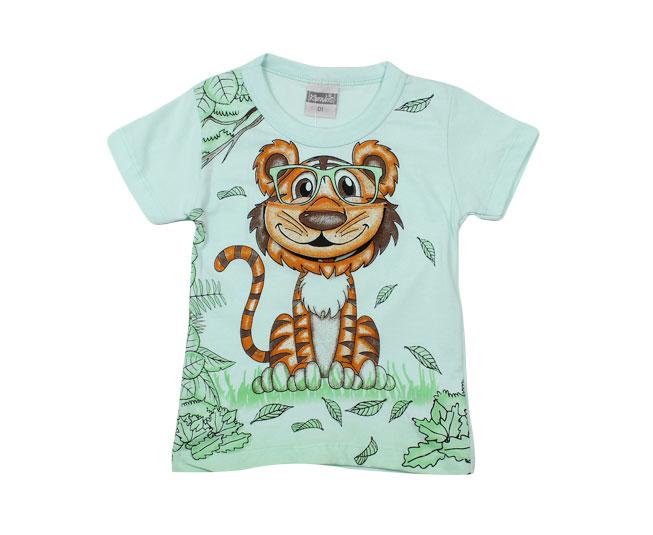 Camiseta Tigre Personalizada Kamylus