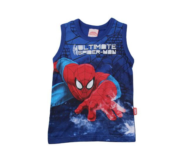 Camiseta Ultimate Homem-Aranha Marvel Brandili