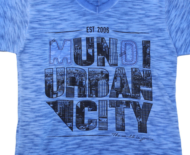 "Camiseta ""Urban City""  Brandili"