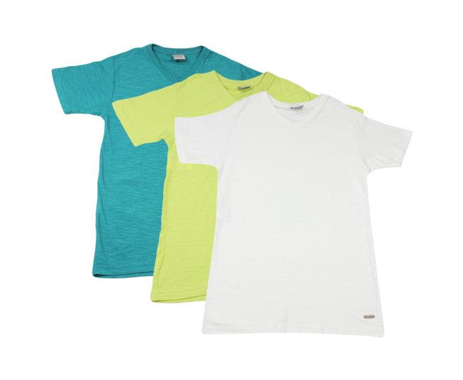Camiseta Várias Cores Básica Carinhoso