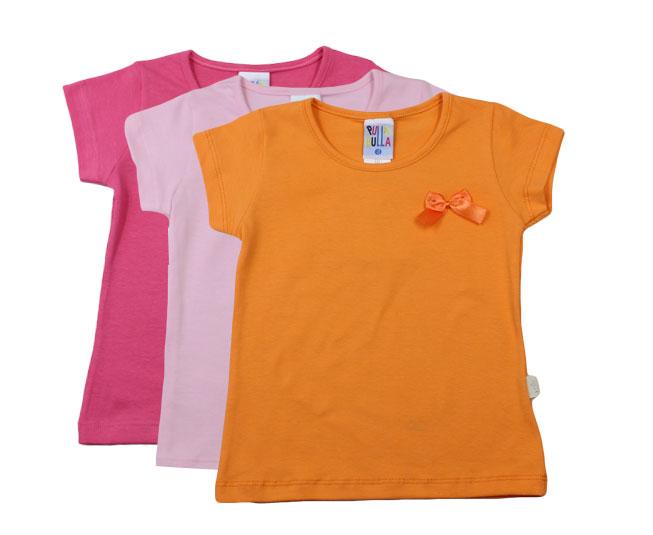 Camiseta Várias Cores Pulla Bulla
