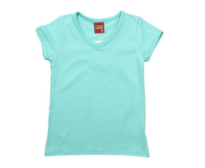 Camiseta Verde Água Kyly