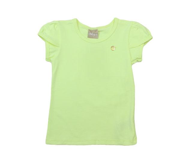 Camiseta Feminina Fluorescente Milon