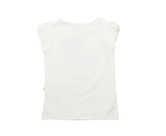 """Camiseta """"Very Chic"""" Gatinho Brandili"""