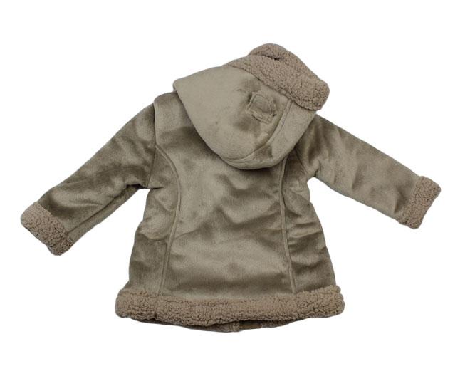 Abrigo Feminino Casaco  com Touca Personalizada Tip Top