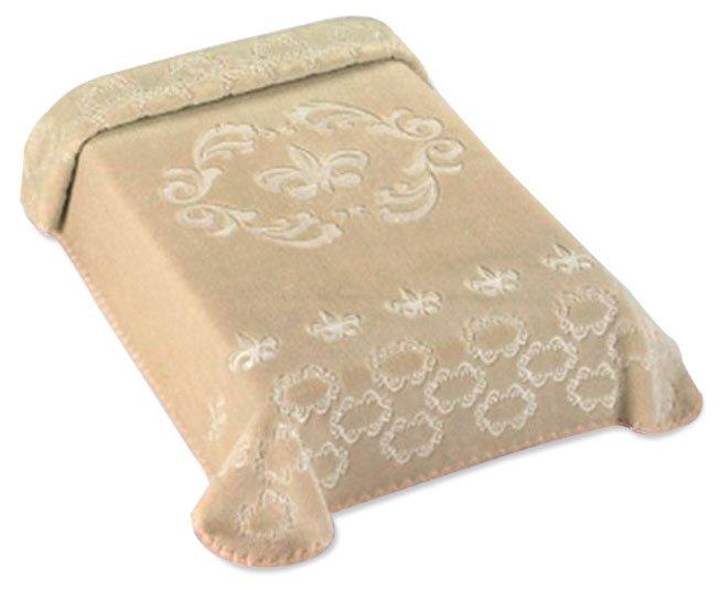 Cobertor Colibri Exclusive Royale Bege