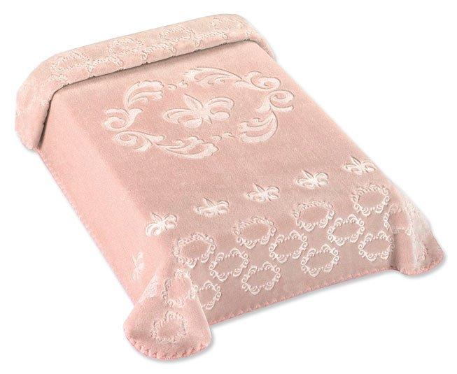 Cobertor Colibri Exclusive Royalle Rosa