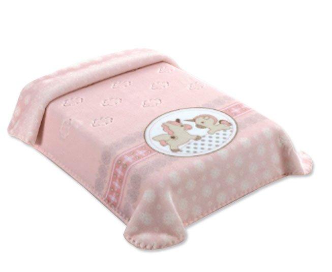 Cobertor Colibri Exclusive Unicórnio Rosa