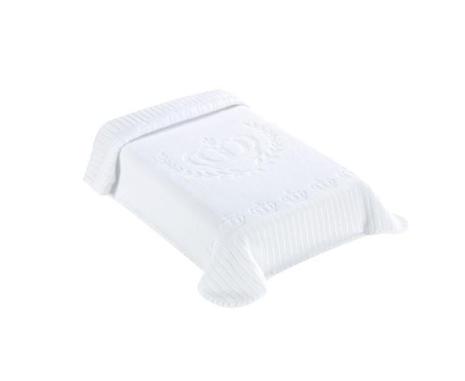 Cobertor Colibri Exclusive Unique Branco