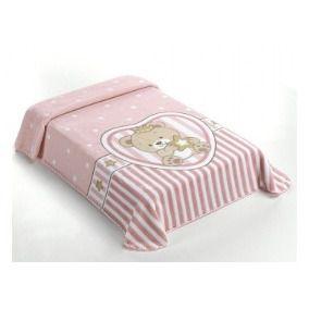 Cobertor Colibri Le Petit Rosa Superstar