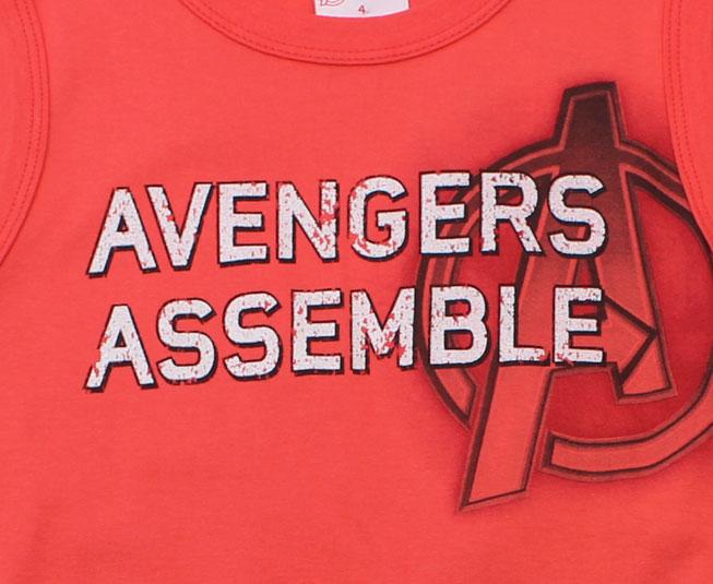 Conjunto Regata Masculino Avengers Assemble Brandili