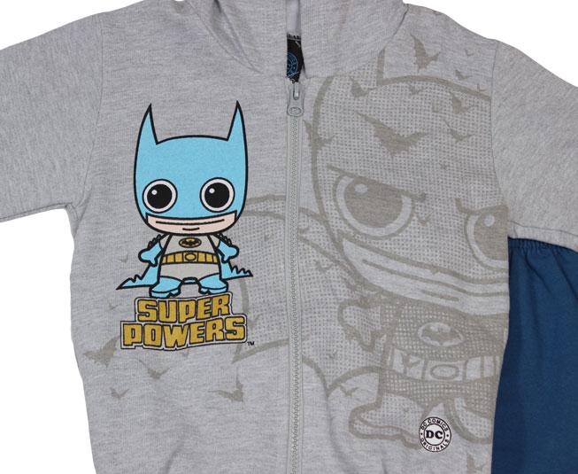 Conjunto Batman Super Powers DC Kamylus