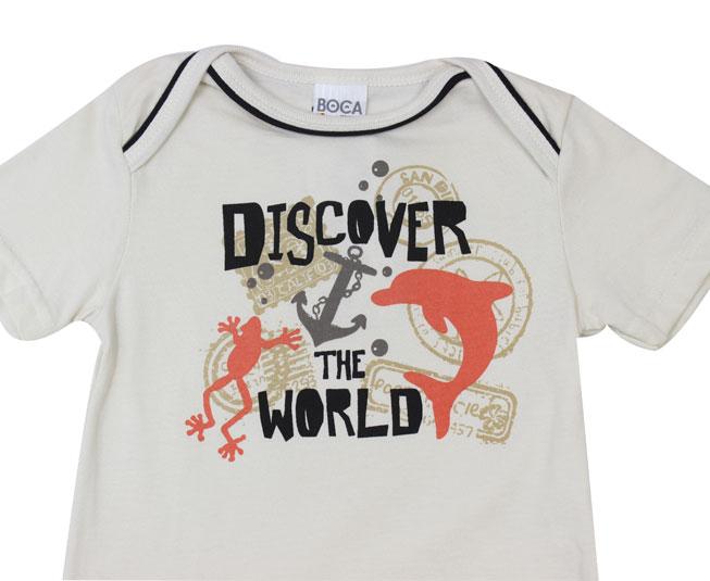 Conjunto Boca Grande Discover the World