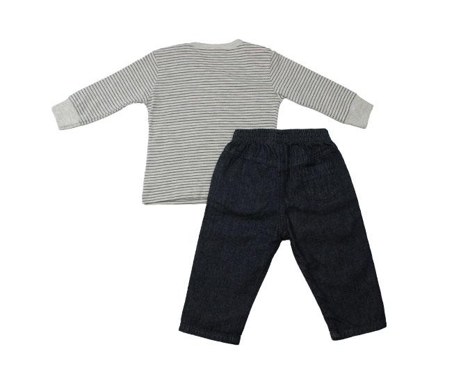Conjunto de Frio Infantil Pulla Bulla