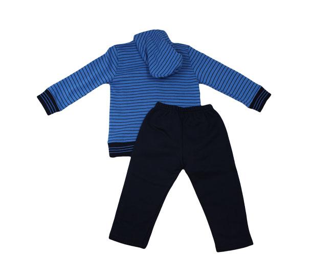 Conjunto de Inverno Masculino Azul Pulla Bulla