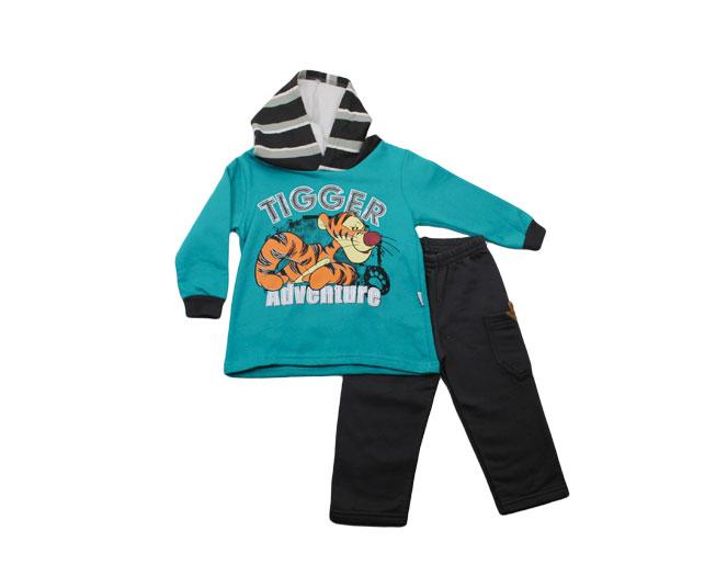 Conjunto de inverno Masculino Disney Brandili Tigrão