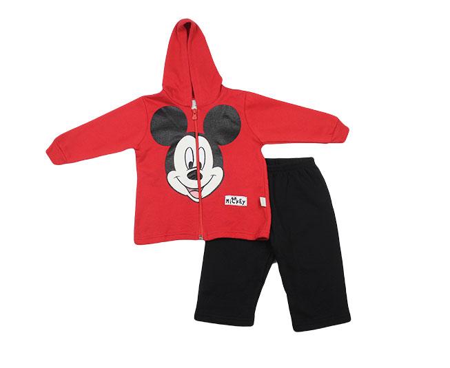 Conjunto de Inverno Mickey Disney Brandili