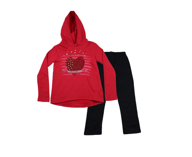 Conjunto de Inverno Sport and Fun Brandili