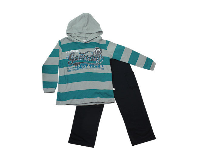 Conjunto de Inverno Training Gameday Brandili