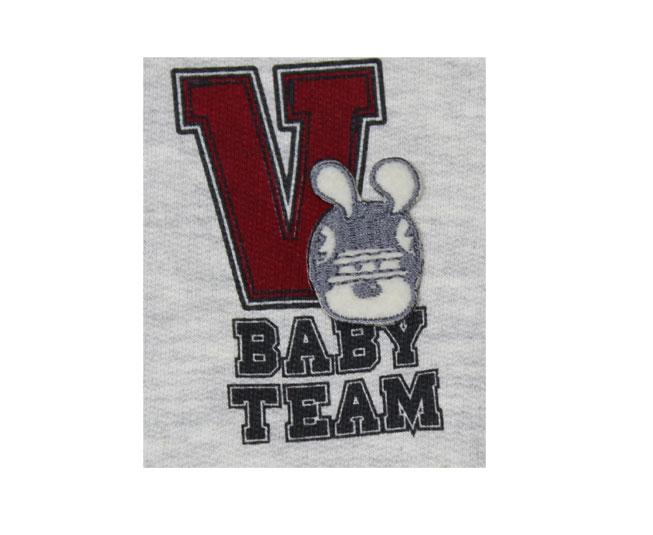 Conjunto de Moletom Team Baby Pulla Bulla
